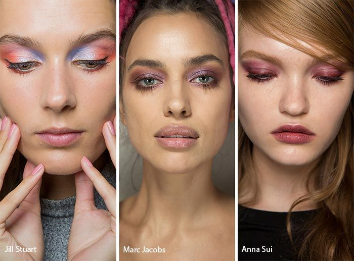Spring/ Summer 2017 Makeup Trends: Frosted Eyeshadows