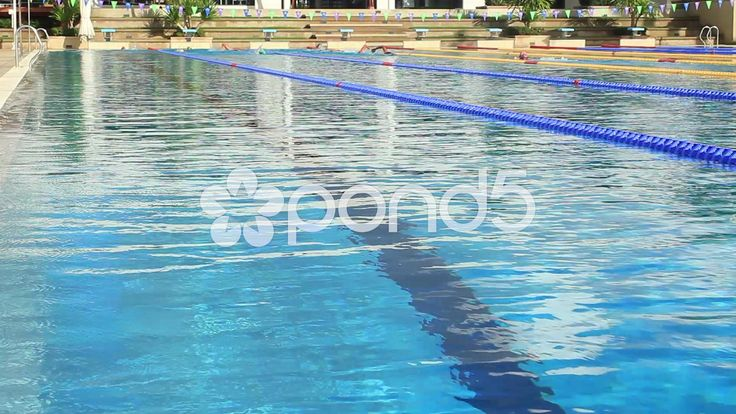 olympic size swimming pool in outdoor gym swimmers in - Olympic Swimming Pool Background