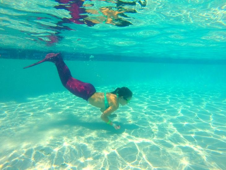hotels near disney world, Hyatt Regency Grand Cypress Orlando, mermaid school