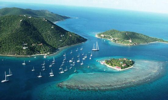 isole vergini america   Il Fascino Inglese di Tortola nelle Isole Vergini Britanniche ...