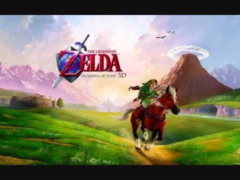 The Legend of Zelda - Ocarina of Time 3D OST: Title (+playlist)