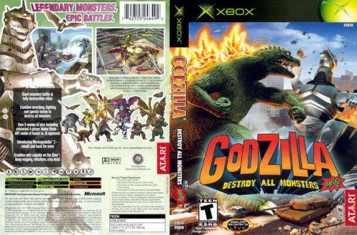 Godzilla: Destroy All Monsters Melee (Xbox) – http://www.megalextoria.com/wordpress/index.php/2017/08/02/godzilla-destroy-all-monsters-melee-xbox/ - #Godzilla #Xbox