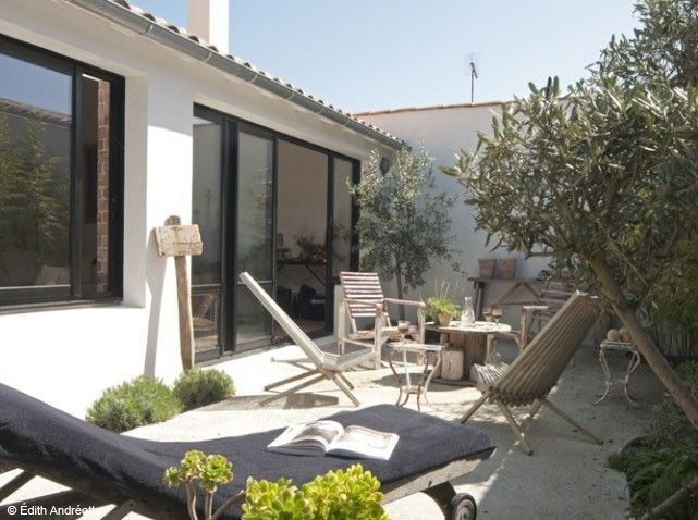 17 best images about ile de r on pinterest terrace martin o 39 malley an - Decoration ile de re ...