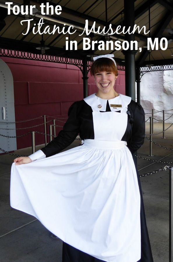 Tour the Titanic Museum in Branson, Missouri #ExploreBranson wow. Really awesome. The whole family would love it!!