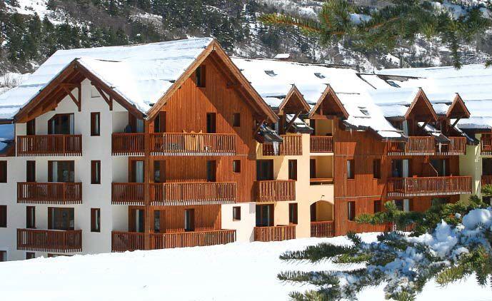 Résidence L'Alpaga, promo location Serre Chevalier Pierre et Vacances prix promo Pierre et Vacances 515.00 € TTC