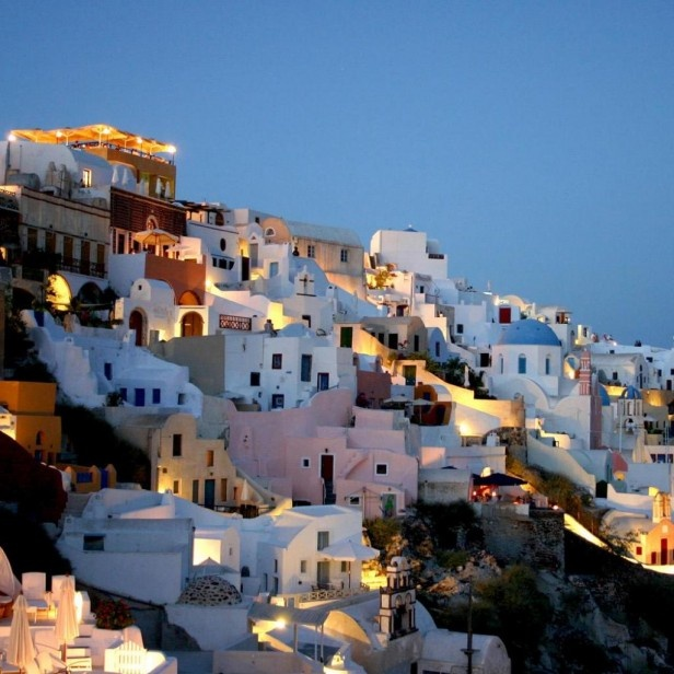 Santorini Greece One Of The Most Beautiful Places In The World Some Of The Places I Have
