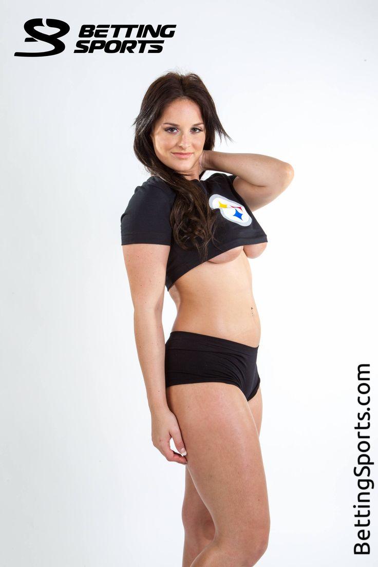 Pittsburgh Steelers girl Tory Vanderbeck   Pittsburgh ...