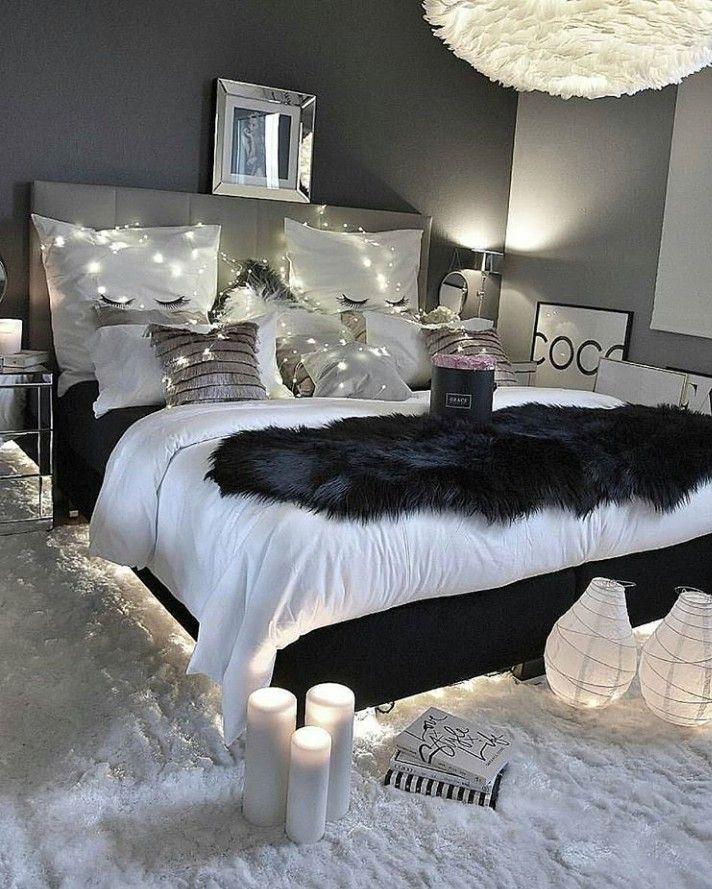 Pin By Jennifer Lekgetho On House Interiors Designs Bedroom Decor Luxurious Bedrooms Girl Bedroom Designs