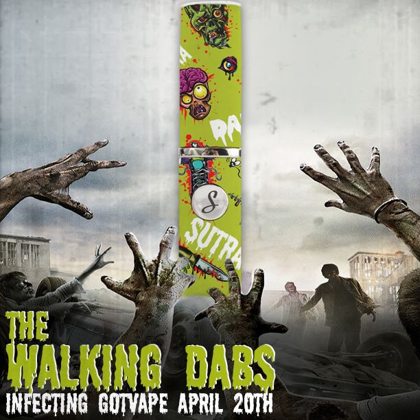 The new #WalkingDabs SutraVape is sure to please, stay tuned for your chance to win one from www.GotVape.net