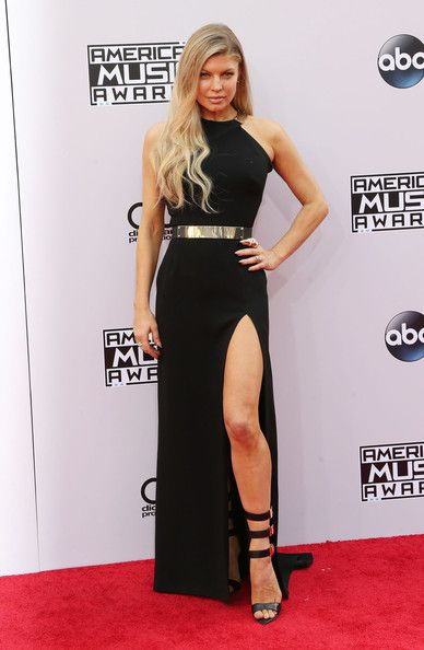 Fergie at the 42nd Annual American Music Awards - 2014