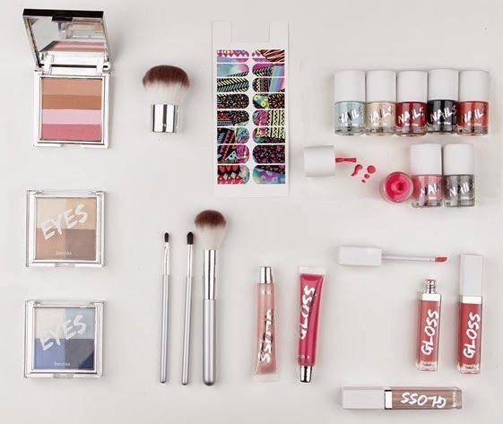 Consigli di Makeup: Preview: Bershka Beauty, la nuova linea di Make Up...