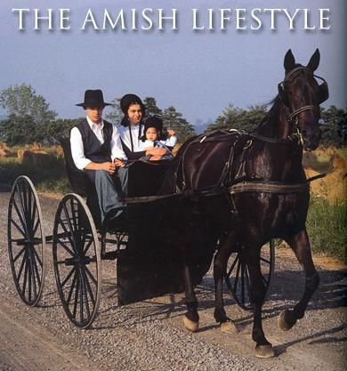 the history and characteristics of the amish people The amish, their history and descent from european anabaptists and their 19th   basic features of amish life  amish believe that god is pleased when people  work in harmony with  amish always live in rural communities.