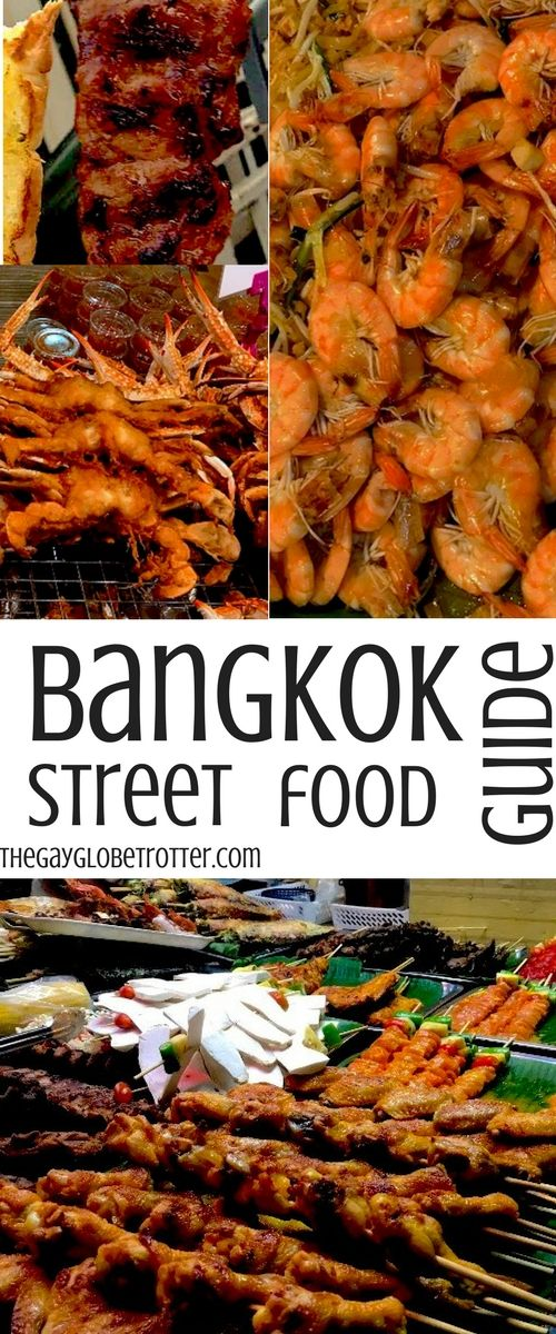 If Thailand is known as the land of smiles, then Bangkok is known as the city of delicious food. Join me as I travel the Bangkok street food scene via @gayglobetrotter