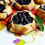 This looks yummy,  perfect for home group.  Blueberry Galettes | The Pioneer Woman Cooks | Ree Drummond