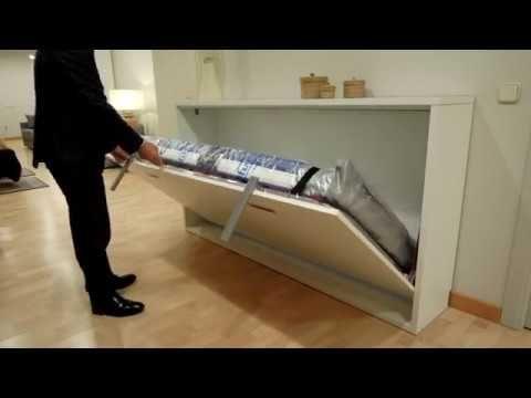 sencillo y econmico mueble cama individual sofas cama cruces