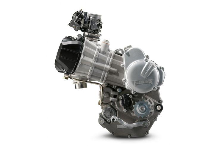 Tipos de motores de motos: Motor monocilíndrico