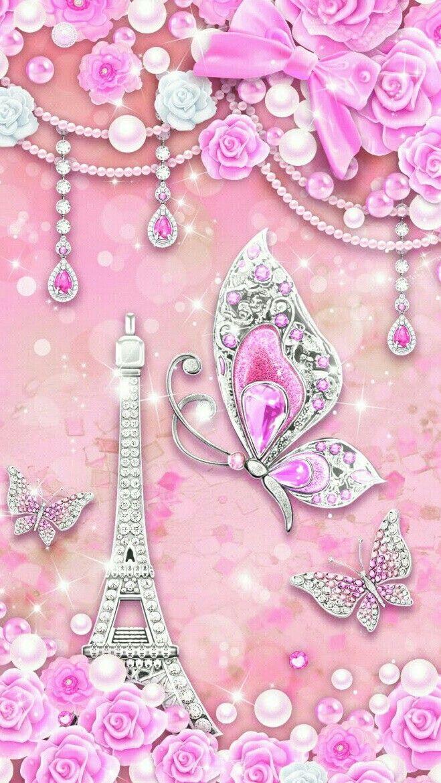 Backgrounds Wallpaperbackgrounds Paris Pastel Pink Wallpaper Iphone Butterfly Wallpaper Iphone Pink Glitter Wallpaper Cool pink paris wallpapers