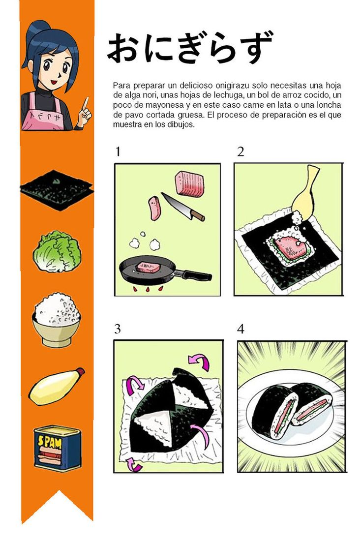 COMO PREPARAR UN ONIGIRAZU, EL FAMOSO SANDWICH DE ONIGIRI.
