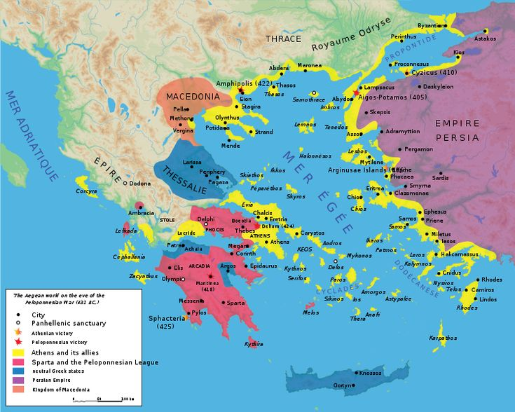 an overview of the history of the peloponnesian war in the greece History of the peloponnesian war paperback – sep 30 1954  greece, and the  entire greek world was plunged into 27 years of war  product description.