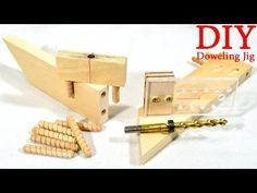 This Doweling Jig can be built in under 30 minutes. Yet it is selfcentering precise and easy to use. https://www.youtube.com/watch?v=Fltq6UL8jLQ