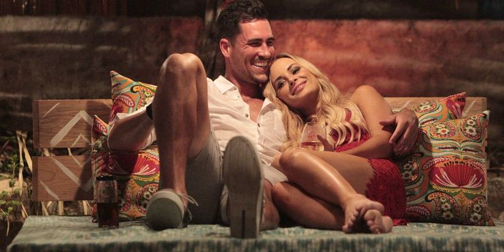 Controversial 'Bachelorette' Ex Josh Murray Gets Engaged To Amanda Stanton On 'Bachelor In Paradise'