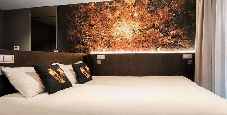 Londres / Reino Unido  Hotel Luma Concept 4*