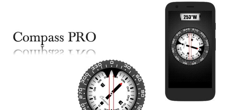Compass Pro v1.068  Jueves 14 de Enero 2016.Por: Yomar Gonzalez | AndroidfastApk  Compass Pro v1.068 Requisitos: 2.3  Descripción: Compass es uno de los más si no la aplicación más esencial de cada Android debería haber instalado. Compass es la aplicación de la brújula más precisa en Google Play. Aplicación Compass es brújula en el bolsillo. Úsalo en viajes de campamento para navegar en territorio desconocido o cuando te pierdes. Nunca se sabe cuándo podría venir a mano. Incluso podría…