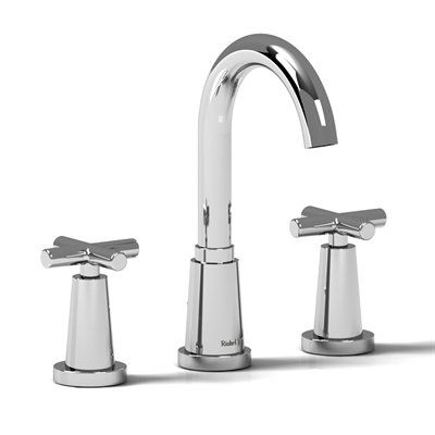 Riobel PA08 Pallace Series 8-in Widespread Lavatory Faucet