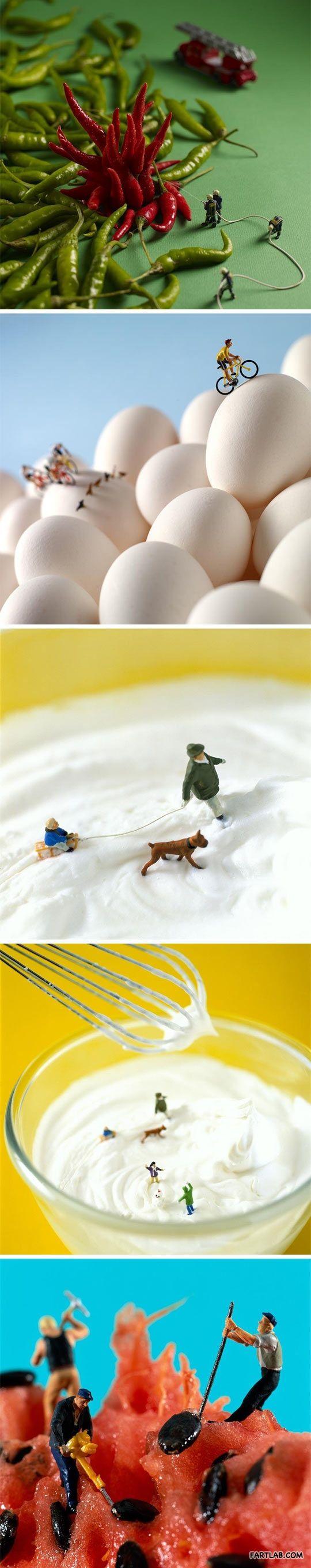 Miniature world of Miniam…
