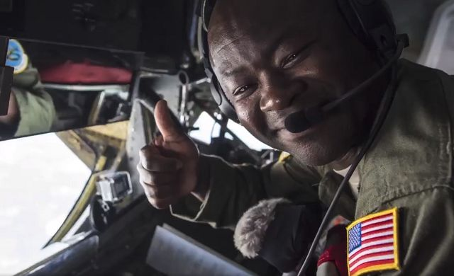General Dave Goldfein is the United States Air Force Chief of Staff, but he just did something that might cause Trump's ire to be directed at him. On January 23rd, Gen. Goldfein shared a video to his official Twitter account starring Staff Sergeant Eric Piime. Staff Sgt. Piime is an immigrant from Ghana, one of … Continued