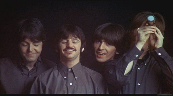 Yellow Submarine Pictures | Blue Jay Way | The Beatles Fan Site