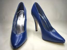 Image result for blue ellie heels
