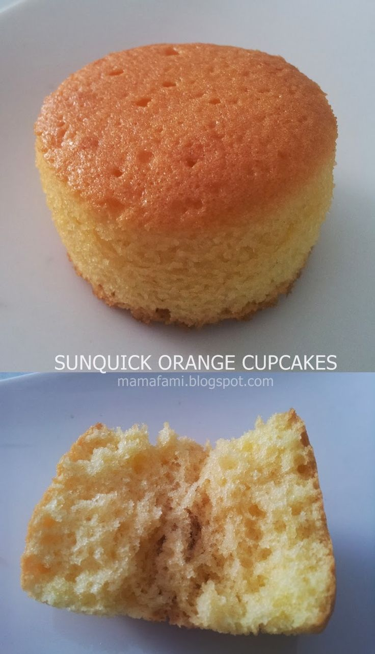 Sunquick orange cake recipe