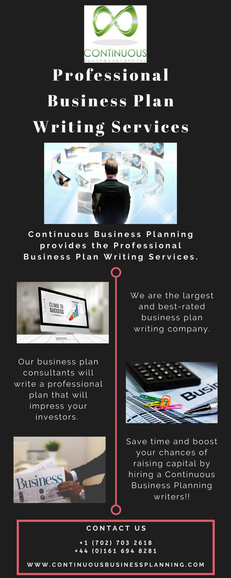 Small business writing services