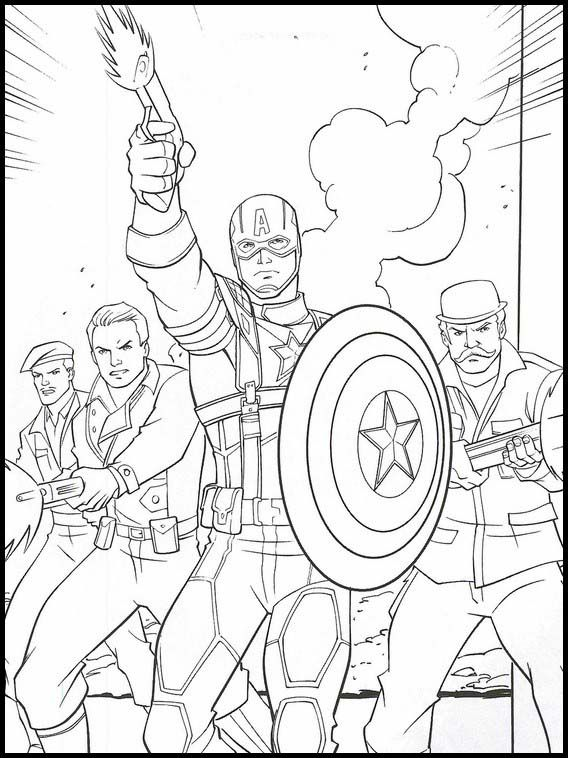 23++ Coloring sheet avengers endgame poster coloring pages inspirations