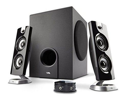 Computer Speaker Subwoofer Best Music Movies Multimedia PC & Gaming Systems