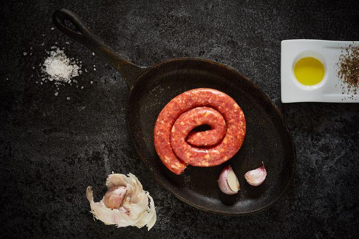 Salsiccia Piccante per cena? #Ricette  Spicy sausage ready for dinner! #Recipe