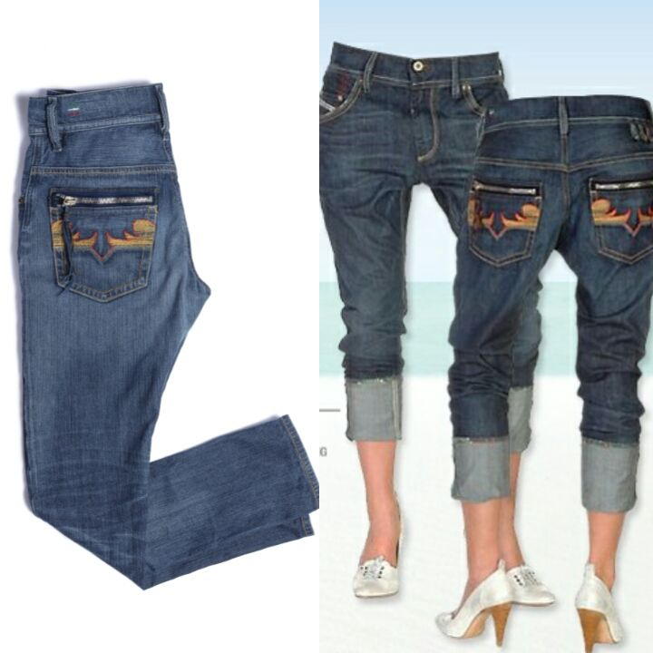 These Diesel Cayre Jeans feature a unique drop crotch style that will became a staple in your wardrobe. Size 27. $45.00. www.closetcollabo.ca/product/diesel-cayre-jean/ #diesel #jean #dropcrotch