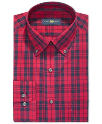 Assorted Men's Slim-Fit Button Down Collar Dress Shirts, Created for Macy's