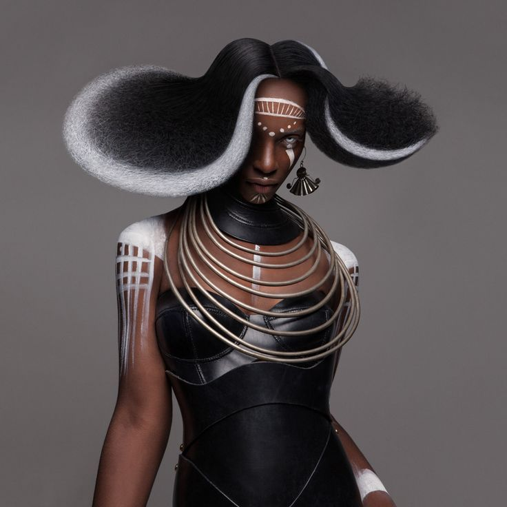 My Cousin... British Hair Awards 2016 – Afro Finalist... - Arsenic in the shell