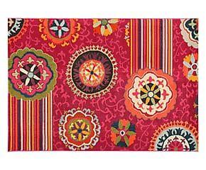 Tappeto floreale Ceuta - 200x300 cm