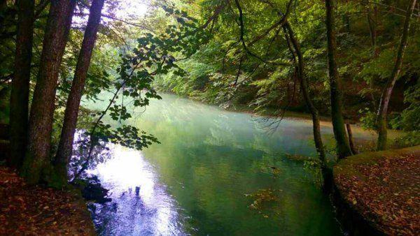 Varázslatos magyar falu, ahol 4 patak folyik egybe   DELUXE