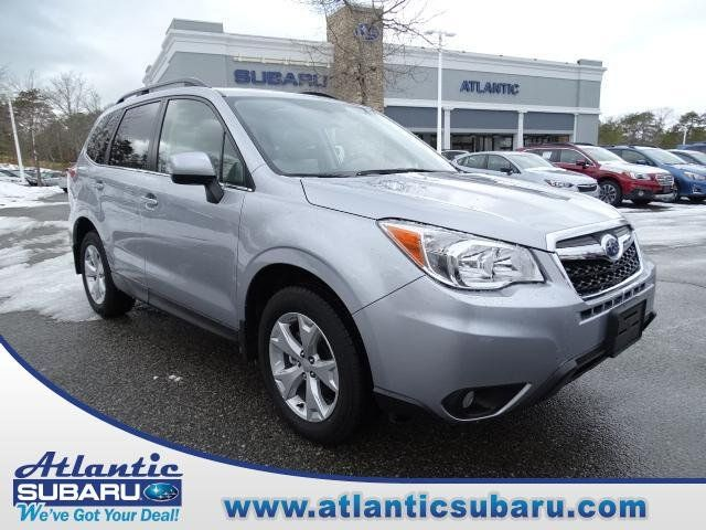 Cars for Sale: Certified 2016 Subaru Forester 2.5i Limited for sale in Bourne, MA 02532: Sport Utility Details - 449203814 - Autotrader