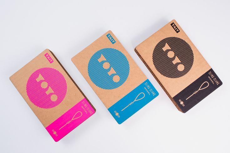 Sling-Slang Yoyo — The Dieline - Branding & Packaging
