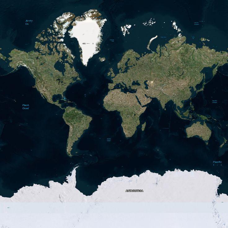 Download world satellite map 13 best Satellite
