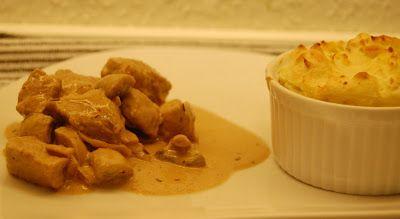 Saras madunivers: Enebærgryde med bagt kartoffelmos