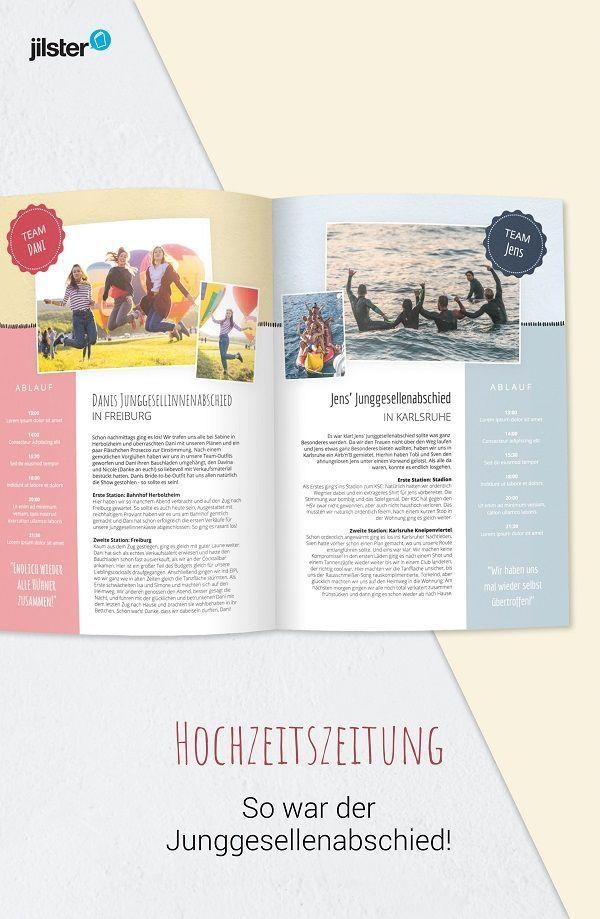 Junggesellenabschied In Der Hochzeitszeitung Jilster Blog Hochzeitszeitung Junggesellenabschied Junggesellen Abschied