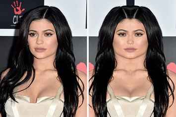 This Is What Celebrities Faces Look Like If They Were Symmetrical