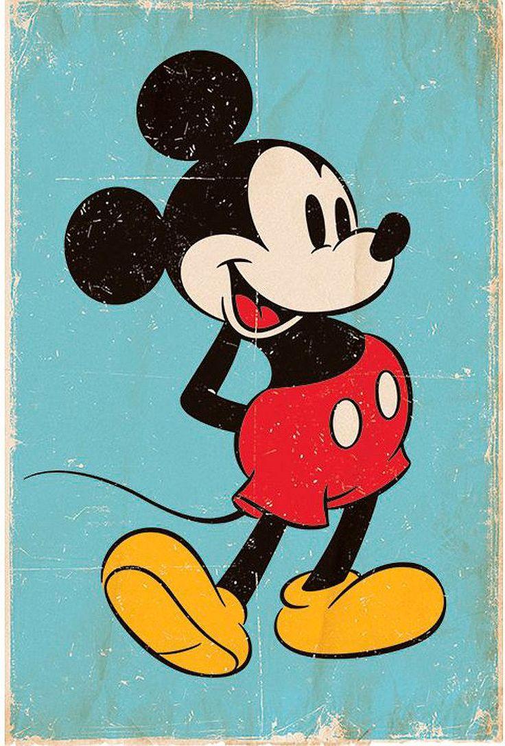 Mickey Mouse aus der Disney-Serie - passend für jedes Kinderzimmer. Ein Deco Panel ist ein hochwertiges Fertigbild für ihr Zuhause, ihre Geschäftsräume oder zum Verschenken. Das Motiv wird in einem Vierfarb-Offsetdruckverfahren gedruckt. Extra gestrichenes Glanzpapier garantiert eine gleichbleibend hohe Qualität bei tiefer Farbwiedergabe und satter Farbbrillanz. Der fertige Druck ist auf eine...