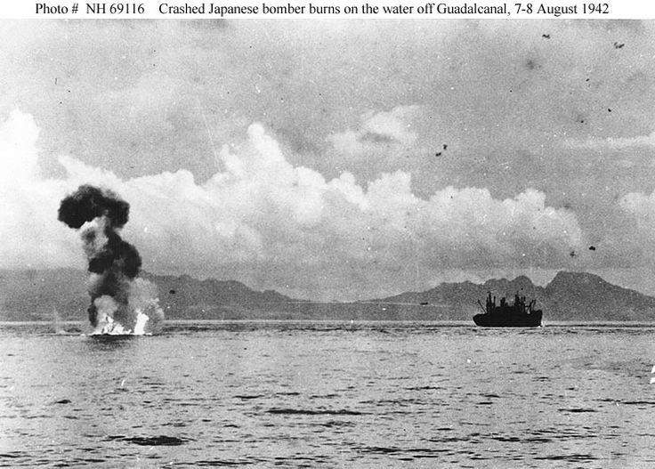 The Guadalcanal campaign was fought between August 7, 1942, and February 7, 1943, in the Pacific theater of World War II. This campaign, fought on the ground, at sea, and in the air, pitted Allied forces against Imperial Japanese forces, and was a decisive, strategically significant campaign of World War II. The fighting took place on and around the island of Guadalcanal in the southern Solomon Islands and was the first major offensive launched by Allied forces against the Empire of Japan.On…